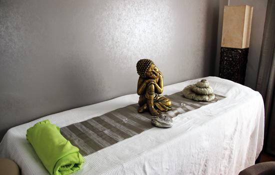 Massageliege von Sina Ries Linsengericht